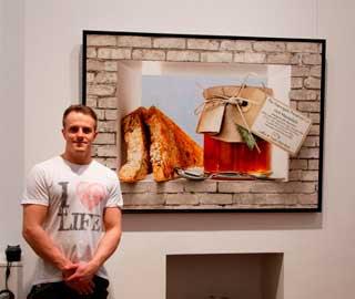 Гиперреалистические Картины Тома Мартина