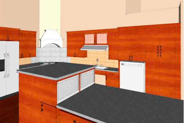 Обустройство и Дизайн Кухни для Людей на Инвалидной Коляске
