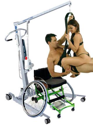Фото секса инвалидов
