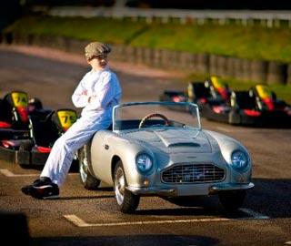 Aston Martin DB Junior – Автомобиль для Детей от 10 Лет