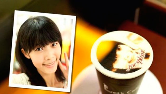 Латте - Арт: В Тайване Ваш Портрет Создадут на Кофе