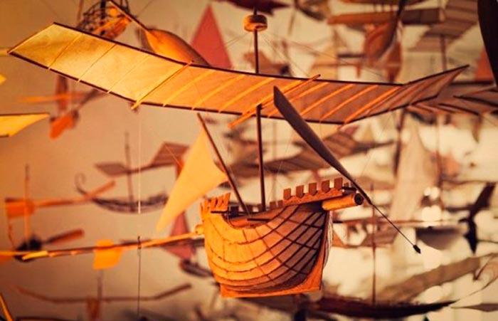 Фантастические Летающие Корабли