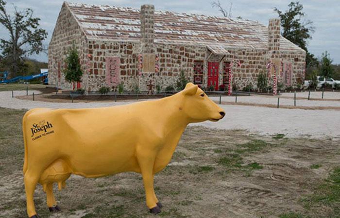Пряничный Домик из Техаса - Новый Рекорд Гиннесса