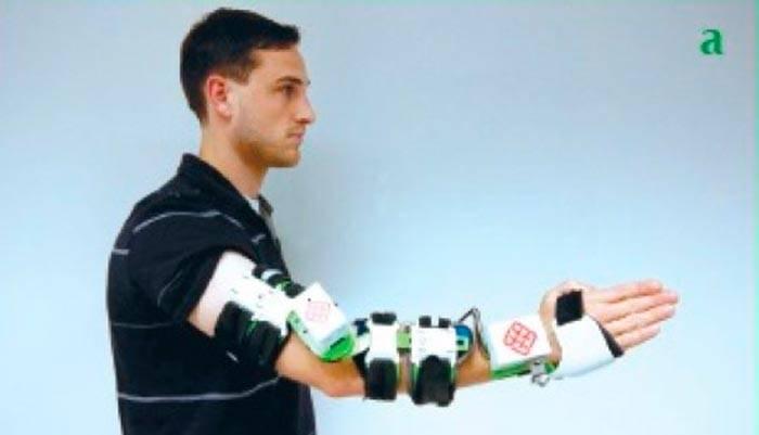 FES-робот гибридная система обучения