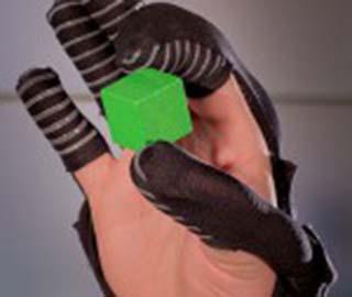 Новые понятия для роботизированной перчатки