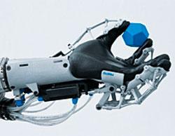 ExoHand - Взаимодействие Человека и Машины