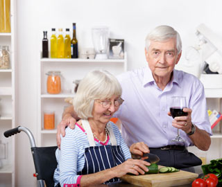 Модернизация Кухни для Людей на Инвалидных Колясках
