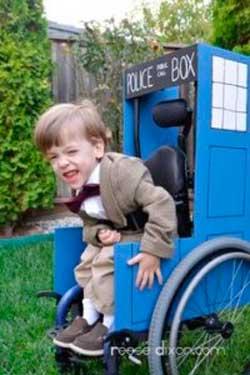 Праздничные Костюмы для Инвалидов - Колясочников