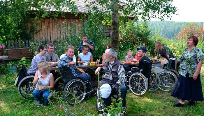 Тагильские инвалиды-колясочники покорили Чусовую