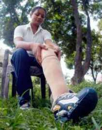 Эверест Покорила Женщина-Инвалид из Индии