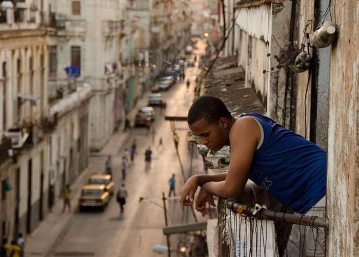 """""""Уличная Сцена"""", Гавана"""