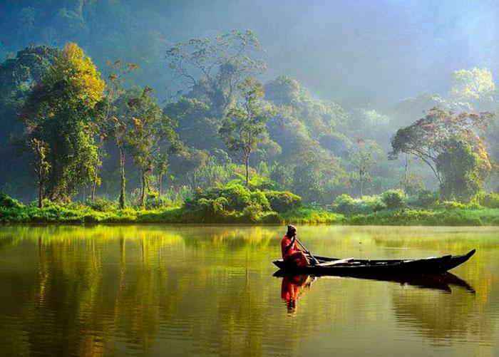 Ситу Гунунг, Индонезия