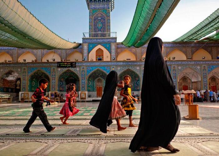 Аль Казими, Храм, Багдад