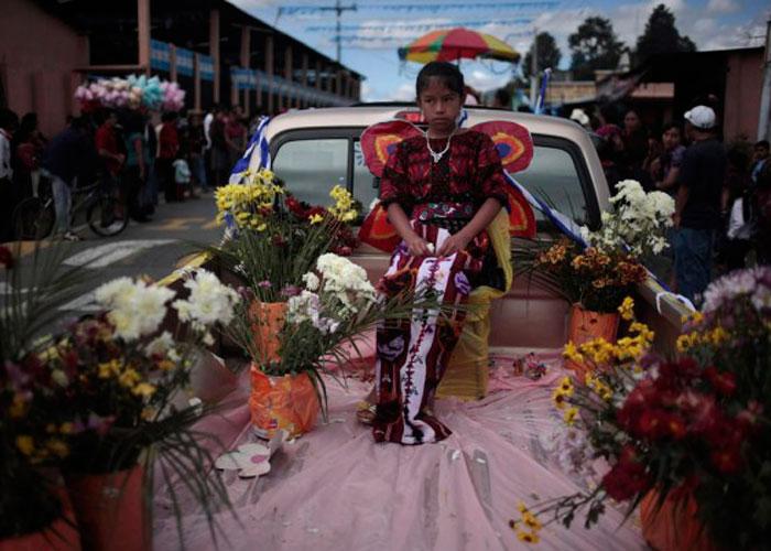 Los Encuentros, Солола, Гватемала