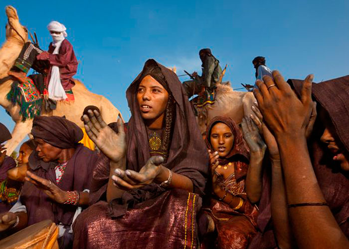 Туареги, Праздник