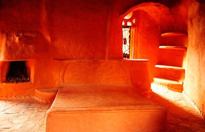 Каса Терракота - Дом из Обожженной Глины
