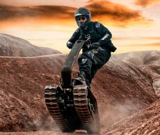 DTV Shredder - Новый Вид Экстремальных Вездеходов
