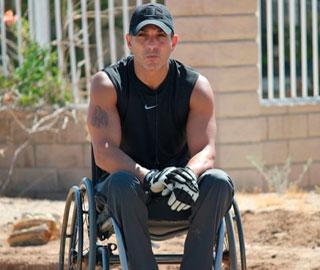 Габриэль Корделл Завершил Первый 3100 Мильный Марафон на Инвалидной Коляске за 99 Дней