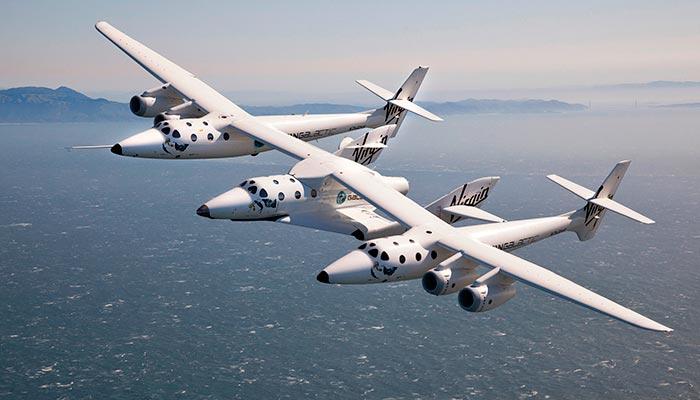 Virgin Galactic, SpaceX и изучение комет
