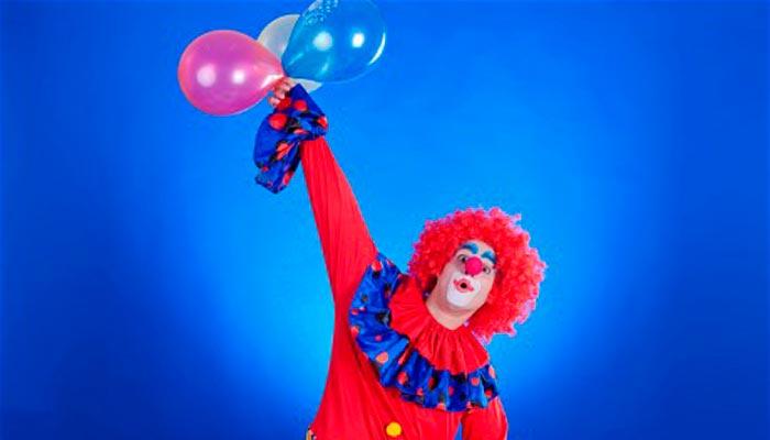 Coulrophobia - боязнь клоунов