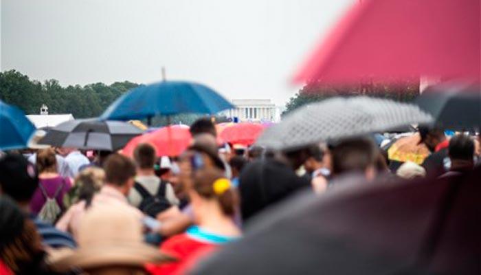 Ombrophobia – страх дождя