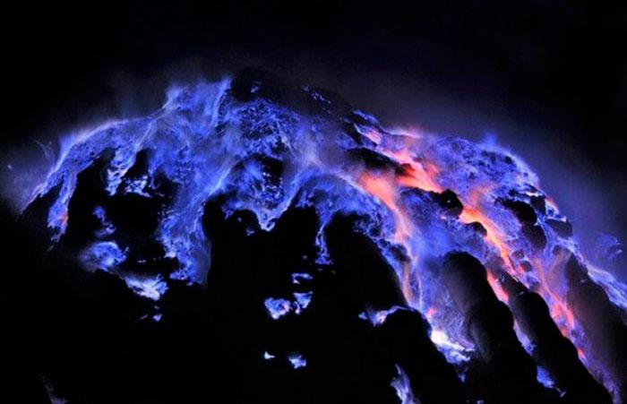 Голубая Лава - Индонезийский Вулкан Кавах Иджен
