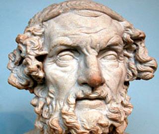 Гомер – Слепой Эпический Поэт Древней Греции, Автор Илиады и Одиссеи