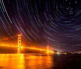Наш Невероятный Мир Ночью: Фотографии, Демонстрирующие Чудеса Ночного Неба