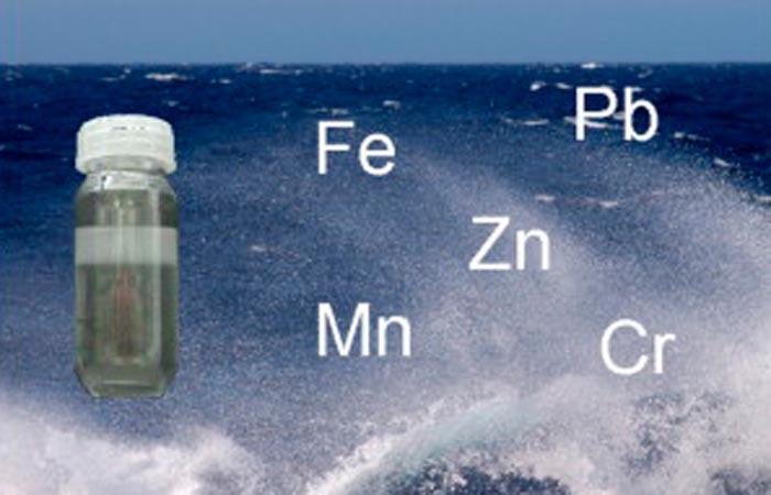 Получение металлов из морской воды
