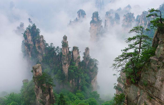 Тяньюй Горы