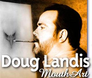 Doug Landis – Интервью Парализованного Художника и Мастера Карандаша