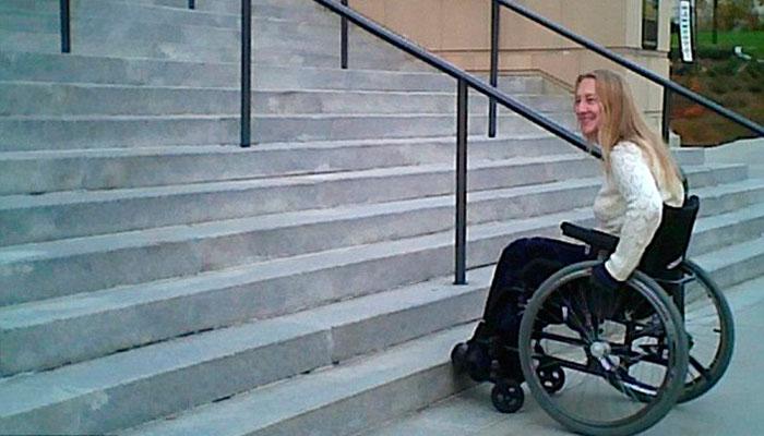 Хлоя Дженнингс-Уайт – Моя Мечта Быть Человеком Страдающим Параличом Нижних Конечностей