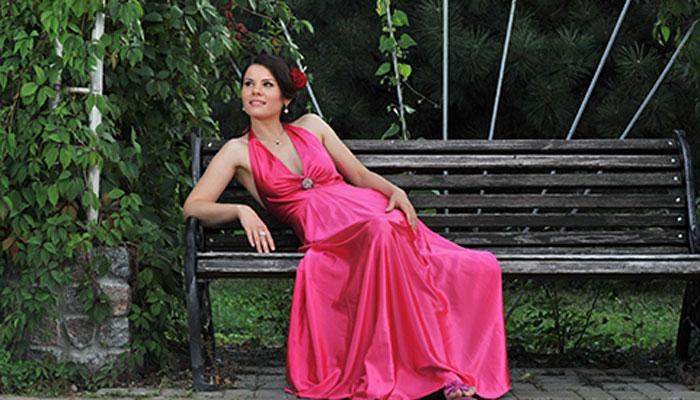 Юлия Козлюк - Модель-Инвалид из Украины