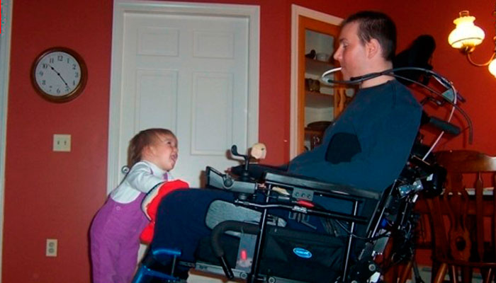 Заново Открыть для Себя Любовь: Мой 6-летний Ребенок и её Парализованный Отец