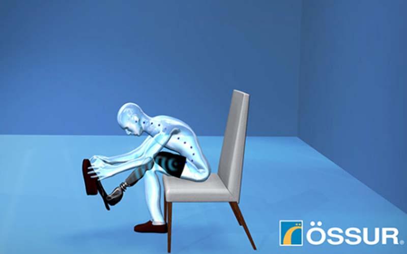 Управление бионической конечностью с помощью ума