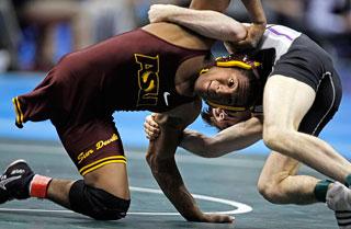 Энтони Роблес – Атлет на Одной Ноге, и Абсолютный Чемпион Америки по Греко-Римской Борьбе