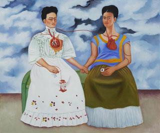 Фрида Кало – Два Друга