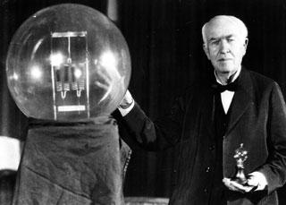 Отец Электричества – Томас Эдисон