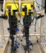 Создан Робот - Точно Имитирующий Человеческую Походку