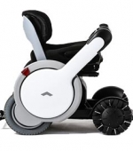Необычная и инновационная инвалидная коляска WHILL