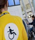 В Аэропорту Мадрида Установили Автоматы Регистрации для Инвалидов