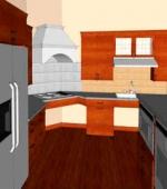 Обустройство и Дизайн Кухни для Людей на Инвалидной Коляске. Как это Происходит Заграницей