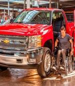 Мобильность SVM – Оборудует Пикапы для людей на Инвалидных Колясках