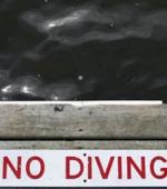 Не Ныряй! Нет Нырянию в Озеро, Реку и Бассейн