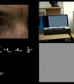 Парализованные Пациенты Рисуют Буквы Глазами