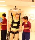 Роботизированная Система Поддержки, Помогает Восстановится После Травмы Спинного Мозга