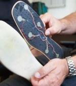 Протез для ног, который позволяет инвалидам чувствовать то, что у них под ногами