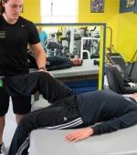 Упражнения Помогают Парализованным из-за Травмы Позвоночника